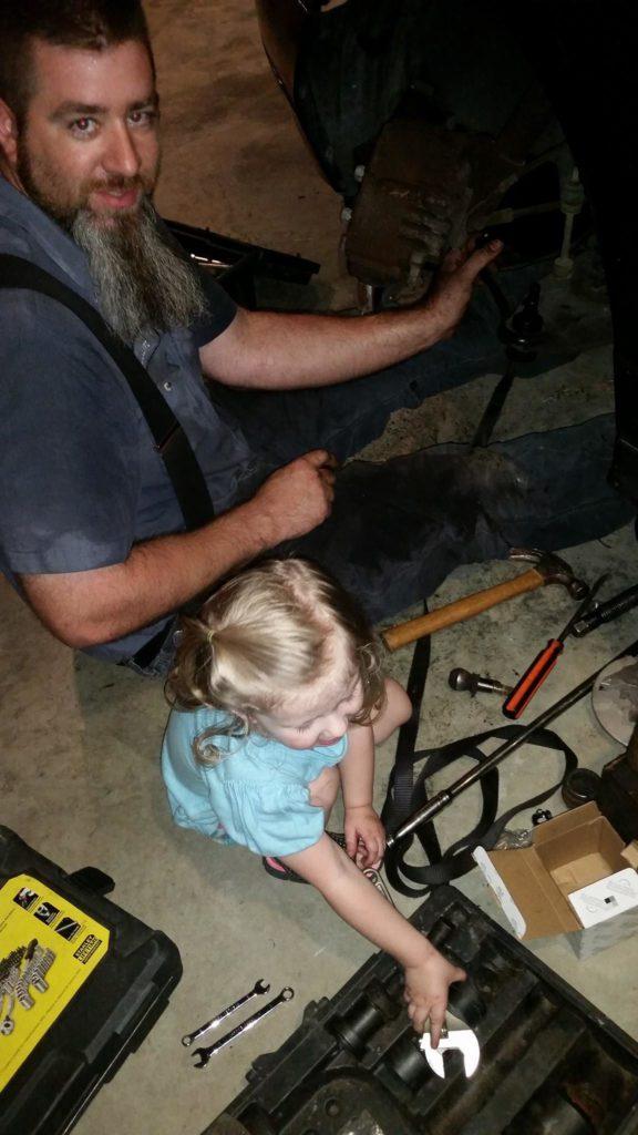 adam foster / owner of macon diesel
